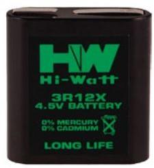 Platte batterij 4.5V 12st