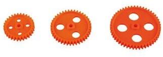 Tandwielsortering asgat 3.9mm 296 onderdelen