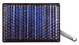 Zonnecel 0.5V 400mA 45x75mm