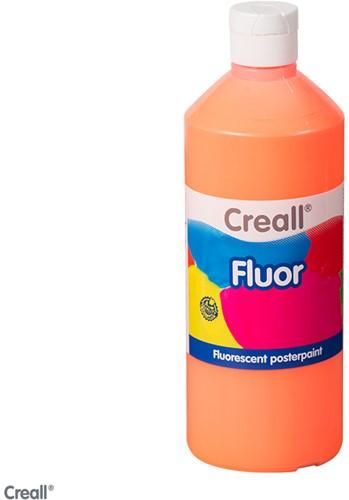 Creall-fluorverf 500ml 003 neon oranje