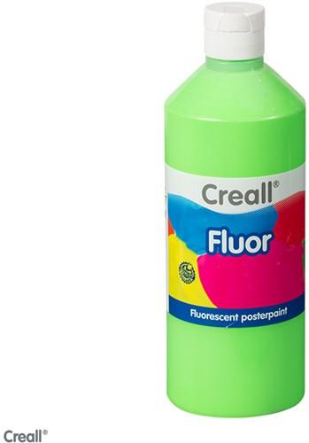 Creall-fluorverf 500ml 009 neon groen