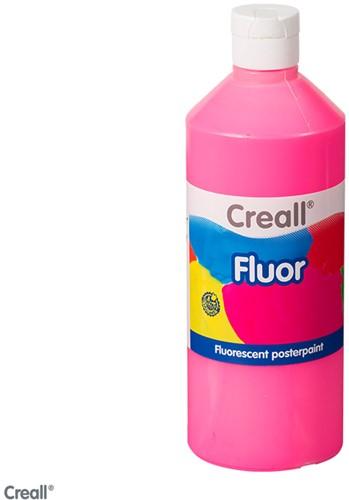 Creall-fluorverf 500ml 016 neon roze
