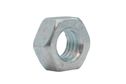 Zeskantmoer gegalvaniseerd M10 x 10 mm 100 stuks