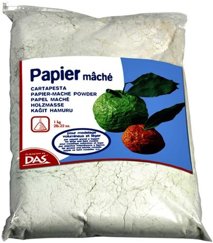 Papier-maché DAS poeder zak à 1 kg