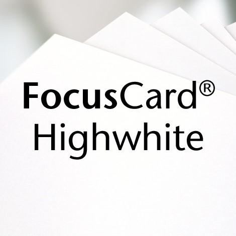 Ivoorkarton FocusCard 300gr - 50x70cm - pak 125 vel