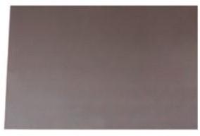 Polystyreen  - spiegelplaat 1mm 50x60cm