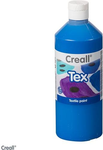 Textielverf Creall flacon 500ml-007 blauw