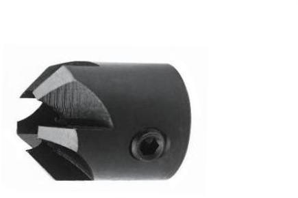 Verzinkboor 12 mm Ws zeskant schacht voor hout