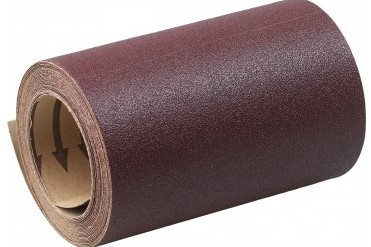 Rol schuurpapier korrel 120 breed 93 mm