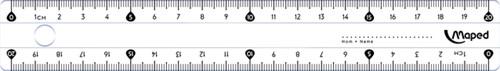 Liniaal Maped classic 20cm