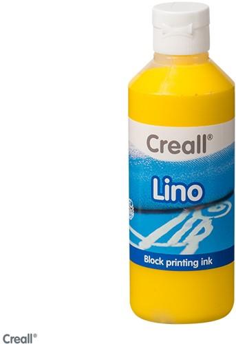 Creall lino flacon 250ml geel-01