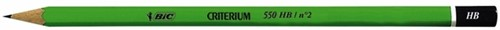 Potlood Bic Criterium 550 HB