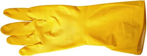 Huishoudhandschoen Felicia geel Small