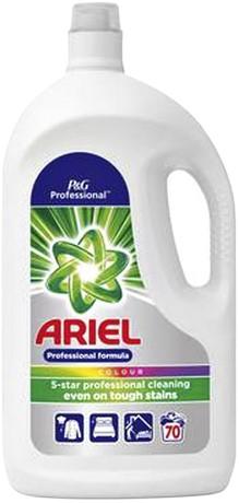 Wasmiddel Ariel color 3.85 liter 70 scoops
