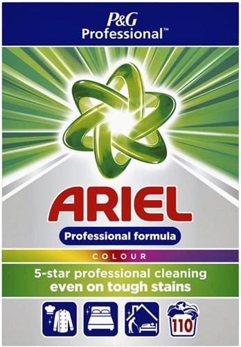 Wasmiddel Ariel color poeder 110 scoops