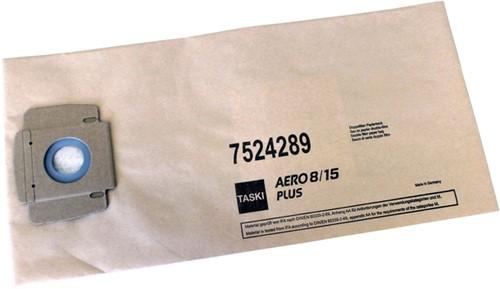 Stofzuigerzakken Taski Aero 8/15 10 stuks