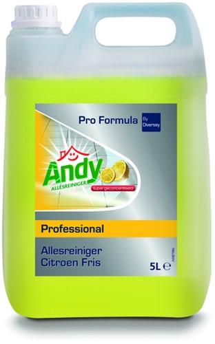 Allesreiniger Andy citroen fris 5 liter