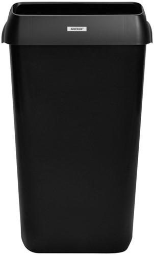 Afvalbak Katrin 92261 25liter zwart