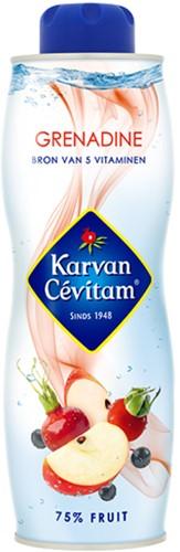 Siroop Karvan Cevitam grenadine 750ml