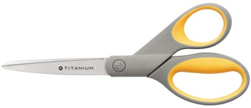 Schaar Westcott Titanium 210mm met softgrip