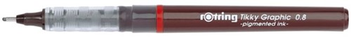 Fineliner rOtring Tikky Graphic 0.8mm