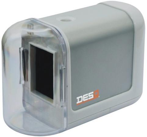 Puntenslijpmachine Desq 230 elektrisch grijs