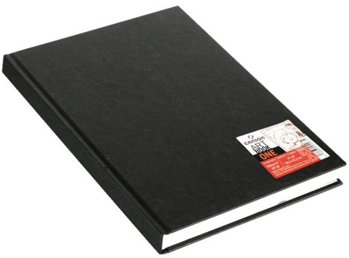 Tekenboek Canson Art Dummy 102x152mm 100gr 100vel