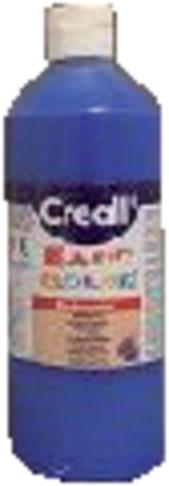 Plakkaatverf Creall basic 11 donkerblauw 500ml
