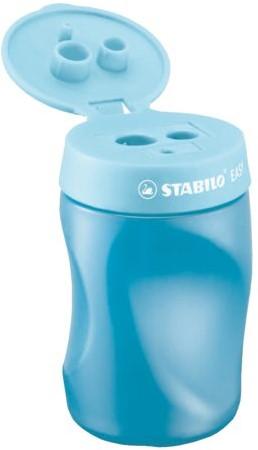 Puntenslijper STABILO Easy 4501 3 in 1 linkshandig blauw