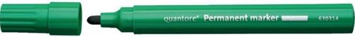 Permanent marker Quantore rond 1-1.5mm groen