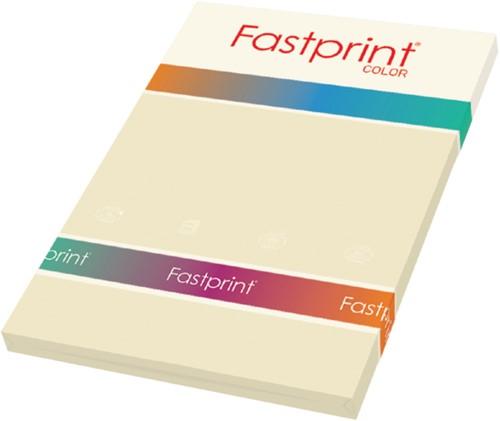 Kopieerpapier Fastprint A4 120gr roomwit 100vel