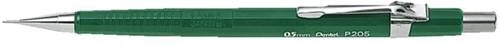 Vulpotlood pentel P205 0.5mm groen