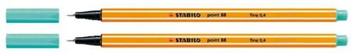 Fineliner STABILO point 88/13 ijsgroen