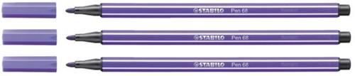 Viltstift STABILO Pen 68/55 paars