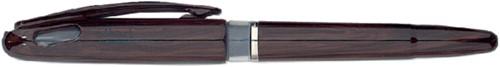 Fineliner Pentel Tradio TRJ50 vulpenpunt zwart