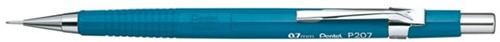 Vulpotlood pentel P207 0.7mm blauw