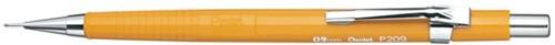 Vulpotlood pentel P209 0.9mm geel