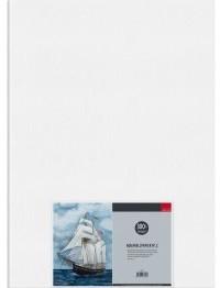 Aquarelpapier blanco 220gr.  500x700mm. pak 25 vel