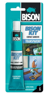 Bison Kit tube 50ml transparant