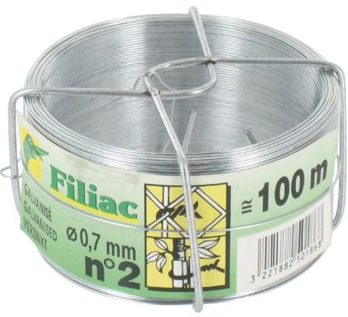 IJzer - binddraad nr 2 – 0.7 mm