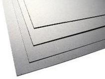 AANBIEDING  Duplex karton grijs/wit 350gr 50x58cm 100v