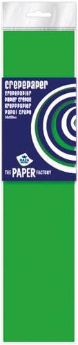 Haza Crepe papier Fluor pak 10 vouw Groen - 086