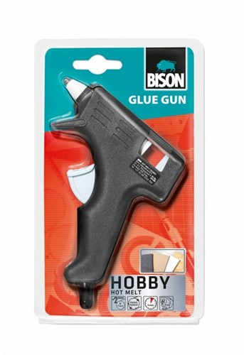Bison Glue gun hobby lijmpistool 7mm
