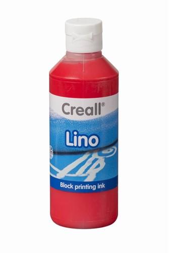 Creall lino flacon 250ml lichtrood-03