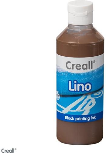 Creall lino flacon 250ml bruin-08