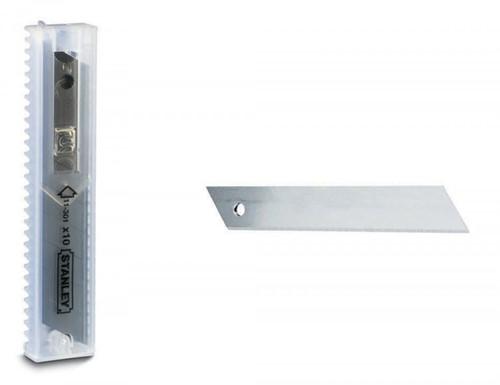Reserve afbreekmesjes Stanley 18mm 10st