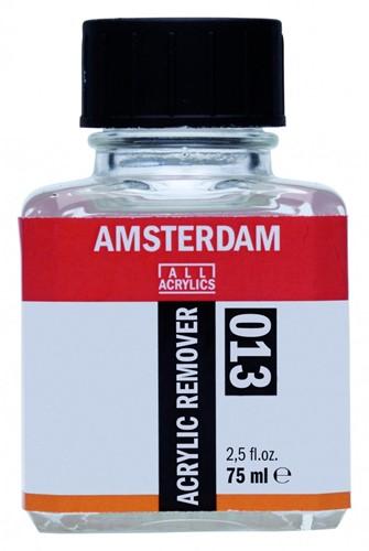 Amsterdam acryl verwijderaar - fles 75ml - 013